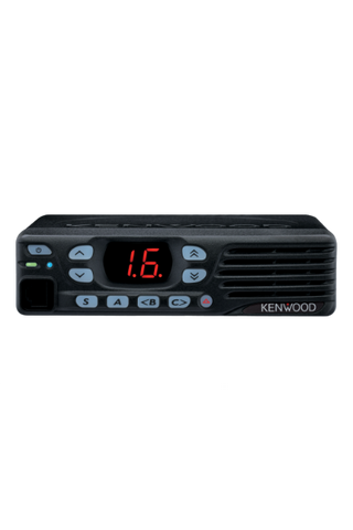 Kenwood TK-D840E UHF DMR Mobile Radio_Radio-Shop UK