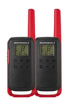 Motorola Talkabout T62 Licence Free Walkie Talkie - Twin Pack Red - Radio-Shop.uk
