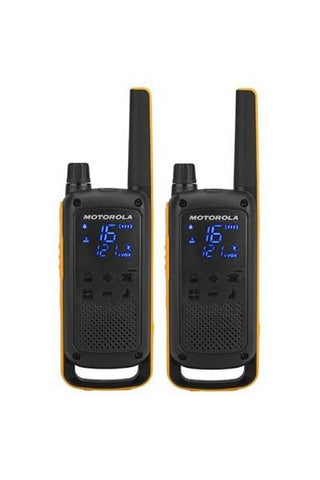 Motorola Talkabout T82 Extreme Licence Free Walkie Talkie - Twin Pack - Radio-Shop.uk