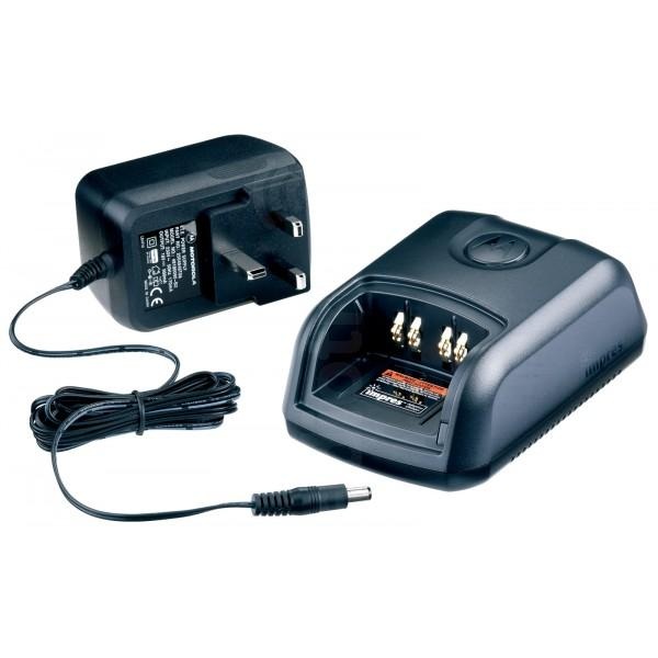 Motorola Impres Single Unit Charger (Uk Switch Mode Psu) - Wpln4254B Accessories