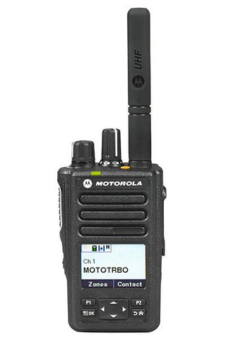Motorola DP3661e Two Way Radio - Radio-Shop.uk