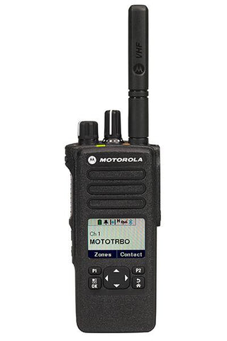 Motorola Dp4601E Licensed Digital Two Way Radio Portable