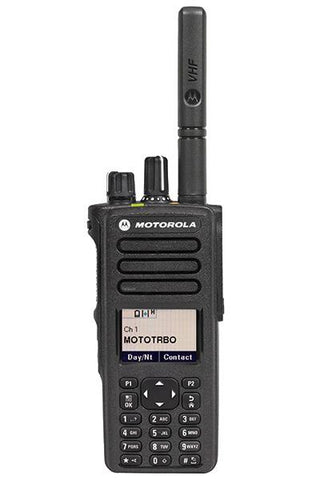 Motorola Dp4801E Digital Two Way Radio Portable