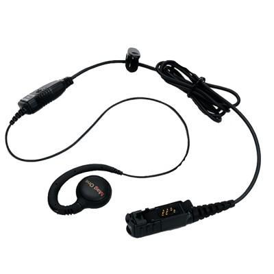 Motorola Mag One Earpiece with in-line mic & PTT - PMLN5727A - Radio-Shop.uk