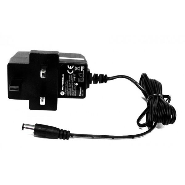 Single Charger Power Supply Uk Adaptor - Ps000037A02 Motorola Accessories