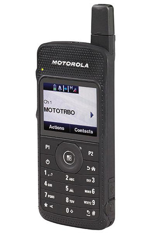 Motorola SL4010e Digital Two Way Radio_Radio-Shop UK
