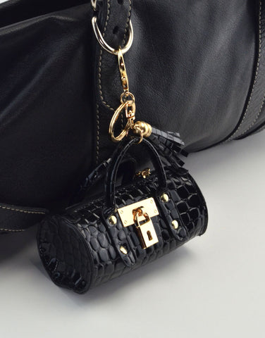 Mini Bag Key Chain