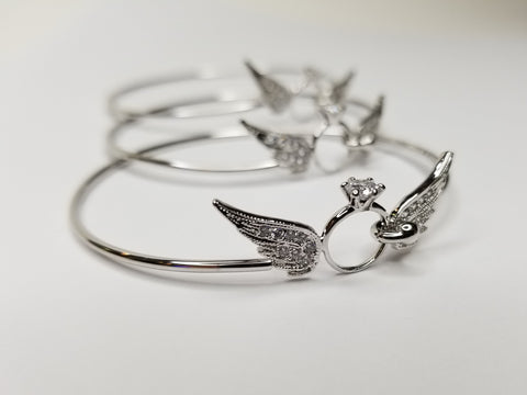 Angel Ring Bracelet