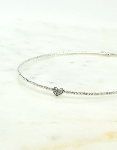 Flexible Heart Choker