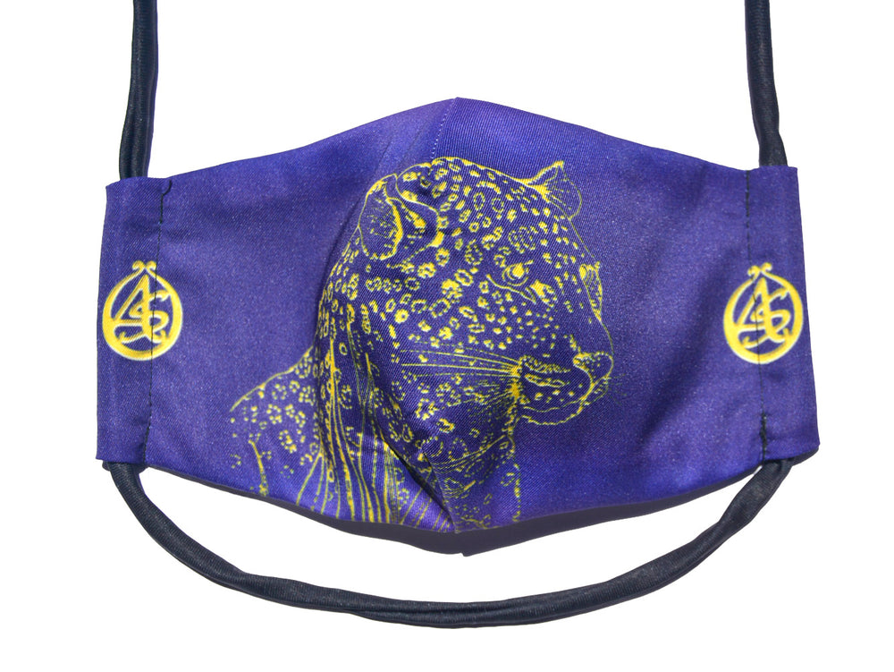 Mask No. 13: Leopardo Reale (Royal Leopard)