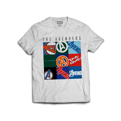 Avengers T-shirt - Posterboy
