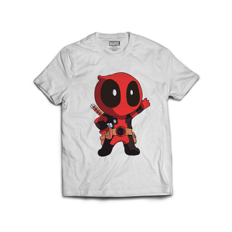 Deadpool comic - Posterboy
