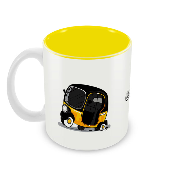 Being indian -  Auto - Coffee Mug - Posterboy