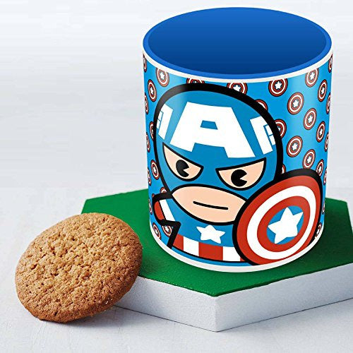 Captain America - Kawaii Art - Posterboy