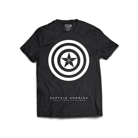 Captain America Shield T-shirt - Posterboy