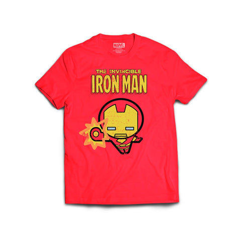 The Invincible Iron Man T-shirt - Posterboy