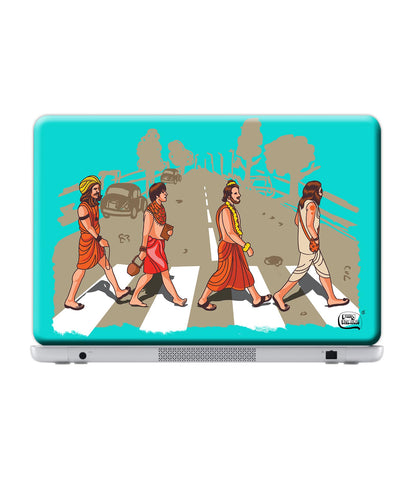 "The Indian Crossing - 14"" Laptops (30.3 cm X 23.6 cm)"