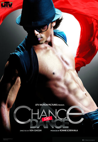 Chance Pe Dance Movie Poster - posterboy