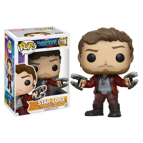 POP Movies: GOTG2 - Star-Lord w/ Chase