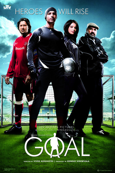 Goal Bollywood Movie Poster Online - Posterboy