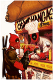 Deadpool Wall Poster Online - Posterboy