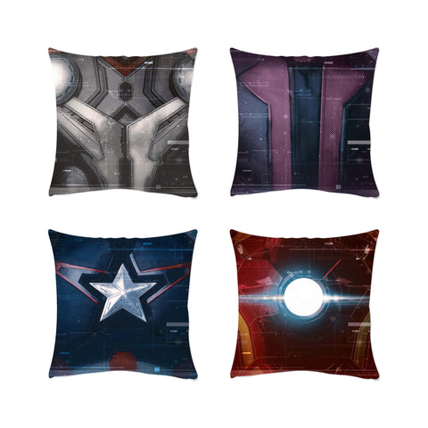 Avengers shield set of 4 - Posterboy