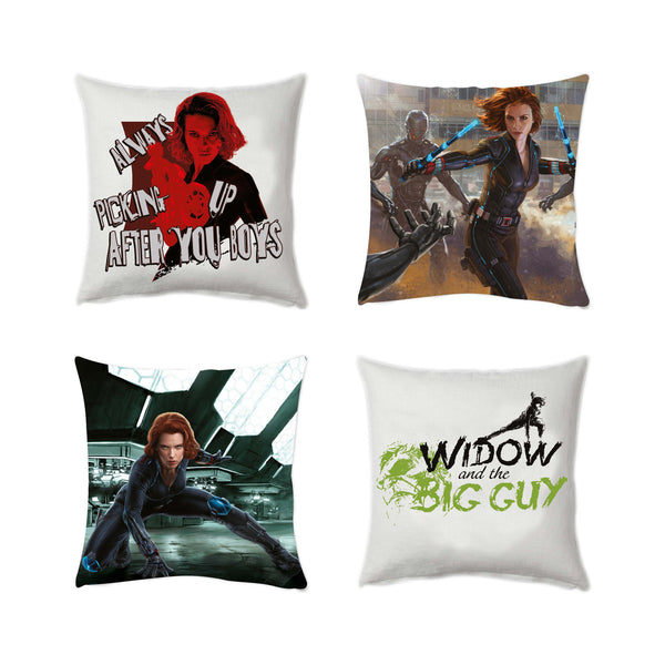 Avengers- black widow set of 4 - Posterboy