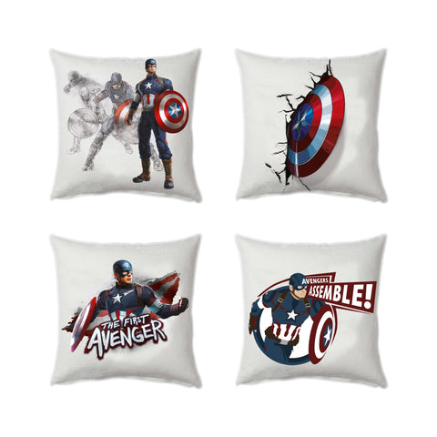 Avengers-captain america set of 4 - Posterboy