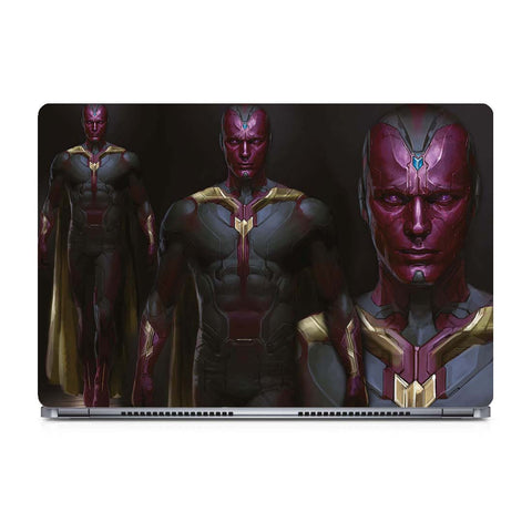 Vision -Avengers - Posterboy