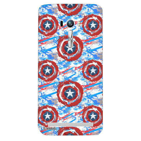 Civil War Shield Asus Zenfone Selfie - Posterboy