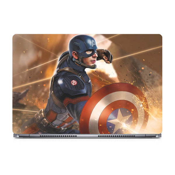 Captain America shield - Posterboy