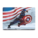 Captain America chase - Posterboy