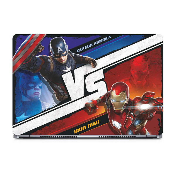 Captain America Vs Iron Man - Posterboy