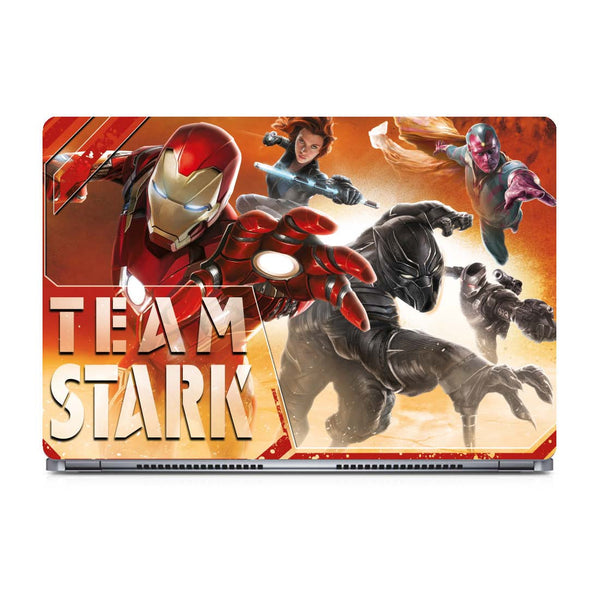 Civil War Team Stark - Posterboy