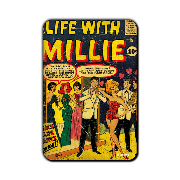 Life with millie - Posterboy