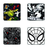 Spiderman Tea Coaster set of 4 - posterboy