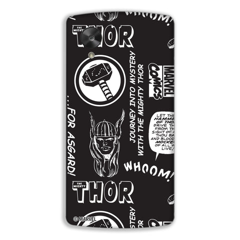 Thor - Journey into mystery LG Google Nexus 5 - Posterboy