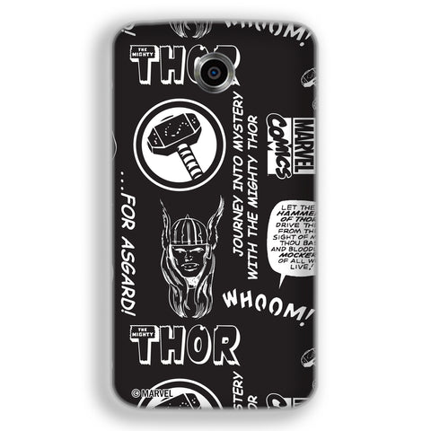Thor - Journey into mystery LG Google Nexus 6 - Posterboy