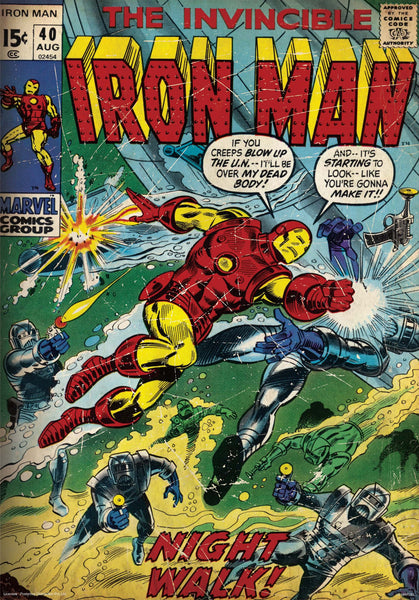 Avengers Iron Man Poster Online by Posterboy