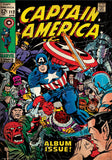 Marvel Comics Captain America Poster - posterboy