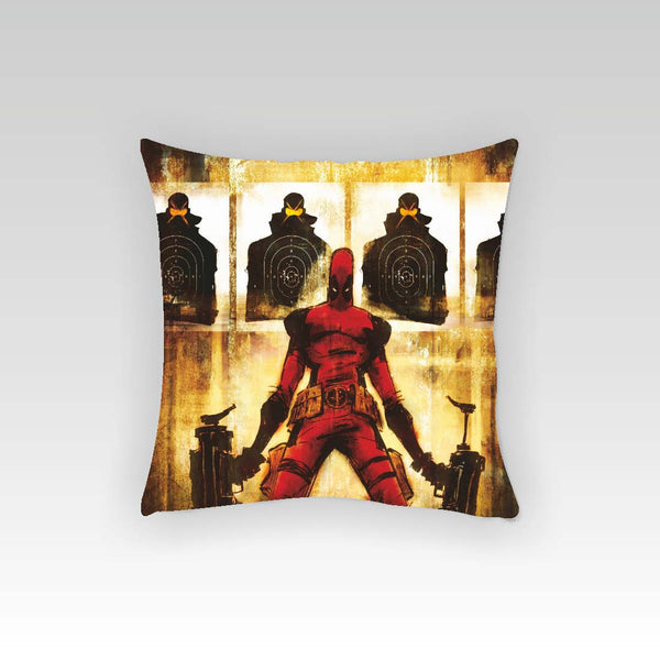 Deadpool Standing Cushion Cover (Officially Licensed) - Posterboy