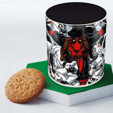 deadpool coffee mug by posterboy