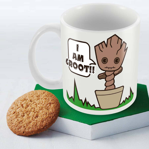 I am groot - Kawaii - Posterboy