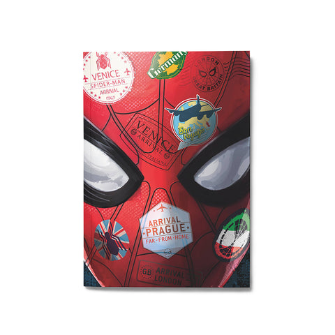 Spiderman Notebook - Posterboy