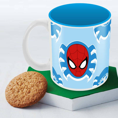amazing  spiderman coffee mug by posterboy