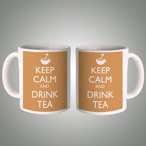 Keep calm and drink tea - Posterboy