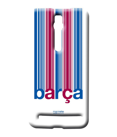 Barca Decoded - Sublime Case for Asus Zenfone 2 - Posterboy