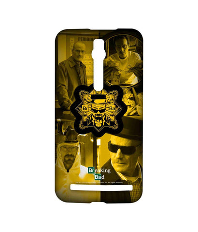5 in One - Sublime Case for Asus Zenfone 2 - Posterboy