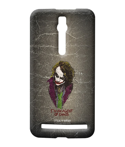 Agent of Chaos - Sublime Case for Asus Zenfone 2 - Posterboy
