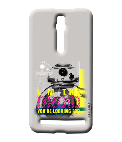 Astromech Droid - Sublime Case for Asus Zenfone 2 - Posterboy